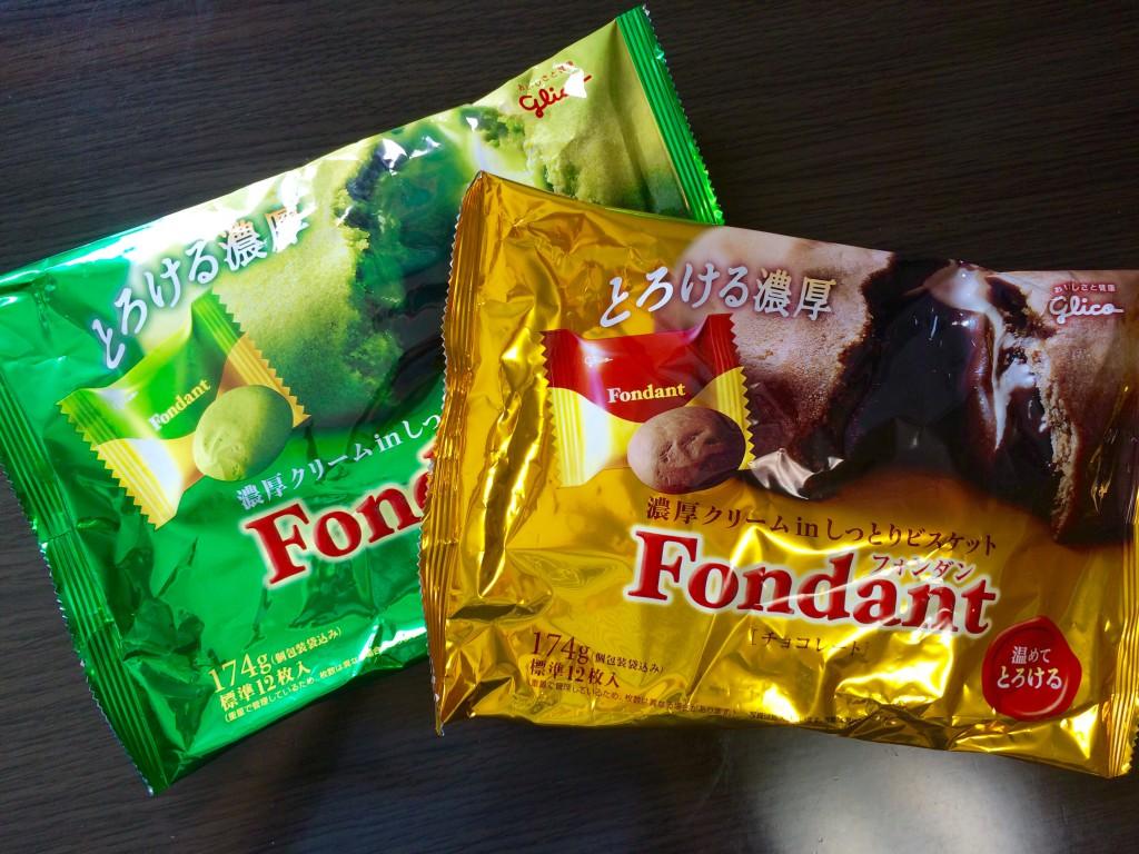 「グリコ  フォンダン チョコレート/抹茶」お菓子問屋が食べたくなるおすすめ商品レビュー